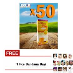 Mama Honey Busui - Madu Khusus Ibu Menyusui - Vitamin Ibu Menyusui Nutrisi Ibu Hamil & Menyusui - Madu Alami Madu Sehat Madu Murah Best Seller + Gratis Bandana Lucu Untuk Bayi