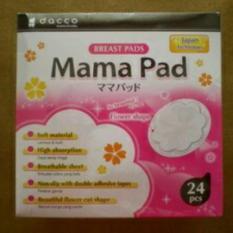 Mama Pad Breast Pad Isi 24 Mamapad Breastpad Penyerap Asi Perlengkapan Menyusui