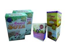 Toko Mama Soya 2Pcs Mama Bear 1Pcs Madu Busui 1Pcs Paket Pelancar Asi Lengkap Jawa Timur