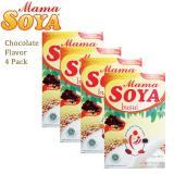 Daftar Harga Mama Soya Cokelat 200 Gr 4 Pack Mama Soya