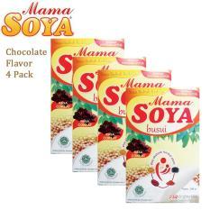 Beli Mama Soya Cokelat 200 Gr 4 Pack Dki Jakarta