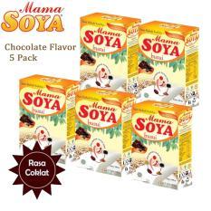 Ulasan Mengenai Mama Soya Cokelat 200 Gr 5 Pack