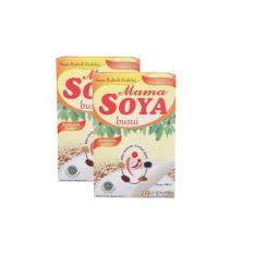 Mama Soya Susu Kedelai Pelancar ASI 200 gr - Rasa Vanilla - 2 Box