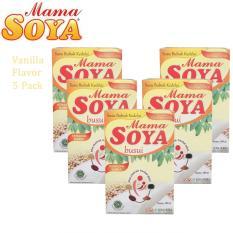 Beli Mama Soya Vanilla 200 Gr 5 Pack Mama Soya