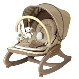 Diskon Mamalove Activity Rocker Select Uc40 Baby Bouncer Kursi Goyang Bayi Beige