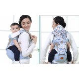 Perbandingan Harga Mambobaby Latest Baby Carrier With Hip Seat With Uniquel Prints Baby Backpack Blue Di Indonesia