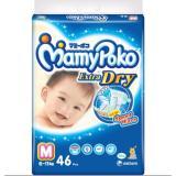 Jual Mamypoko Extra Dry Perekat Popok Bayi Dan Anak Unisex Size M 46 Mamypoko Di Banten