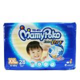 Review Mamypoko Extra Dry Perekat Popok Bayi Dan Anak Unisex Size Xxl 28 Mamypoko Di Banten