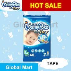 Tips Beli Mamypoko Extra Dry Tape L40 Pengiriman Cepat Yang Bagus