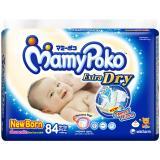 Jual Mamypoko Extra Dry Tape Nb 84 Satu Set