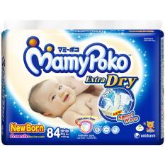 Spesifikasi Mamypoko Extra Dry Tape Nb 84 Mamypoko