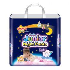Jual Mamypoko Junior Night Pants Xxl 14 G*Rl Indonesia