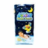 Jual Mamypoko Junior Night Pants Xxl 28 Boy Mamypoko Online