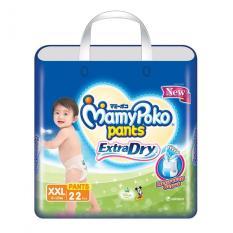 Harga Mamypoko Pants Extra Dry New Xxl 22 Mamypoko Baru