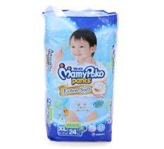 Mamypoko Pants Extra Soft Xl Boy 24 Jawa Timur