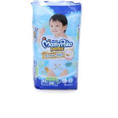 Spesifikasi Mamypoko Pants Extrasoft Popok Bayi Dan Anak Boys Diapers Tipe Celana Size Xl 24 Pcs Lengkap