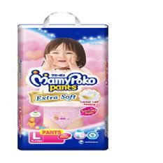 Harga Termurah Mamypoko Pants Extrasoft Popok Bayi Dan Anak Girls Diapers Tipe Celana Size L 28 Pcs