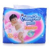 Mamypoko Pants Xtrasoft Xxl 20 Girls Diskon Akhir Tahun