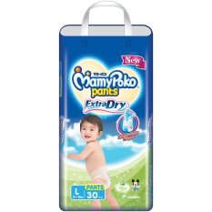 Beli Mamypoko Popok Pants Extra Dry L 30 Baru