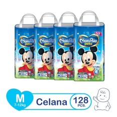 Harga Mamypoko Popok Pants Extra Dry M 32 Karton Isi 4 New Packaging 2018 Mamypoko Ori