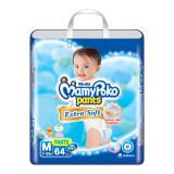 Mamypoko Popok Pants Extra Soft M64 Boys Terbaru