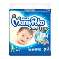 Toko Mamypoko Popok Tape Extra Dry L 62 Termurah Di Indonesia