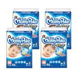 Cuci Gudang Mamypoko Popok Tape Extra Dry M 46 Karton Isi 4