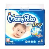 Mamypoko Popok Tape Extra Dry M 72 Mamypoko Diskon 40