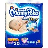 Mamypoko Popok Tape Extra Dry Nb 30 Mamypoko Diskon 40