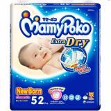 Jual Mamypoko Popok Tape Extra Dry Nb 52