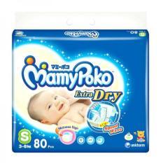 Toko Mamypoko Popok Tape Extra Dry S 80 Lengkap Di Indonesia
