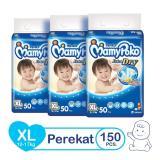 Ulasan Lengkap Mamypoko Popok Tape Extra Dry Xl 50 Karton Isi 3