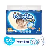 Beli Mamypoko Popok Tape Extra Dry Xxl 28 Kredit