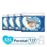Spesifikasi Mamypoko Popok Tape Extra Dry Xxl 28 Karton Isi 4 Yang Bagus