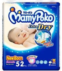 Spesifikasi Mamypoko Tape Extra Dry New Born Nb 52 Terbaru