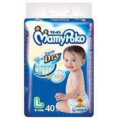 Review Mamypoko Tape L 40 Mamypoko