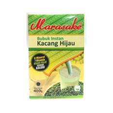 Promo Marasake Kacang Hijau 400G 2Pcs Marasake Terbaru