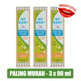 Jual Market Style My Baby Minyak Telon Plus 3 Pcs X 90 Ml Online Di Sulawesi Selatan