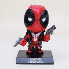 Harga Marvel Deadpool Action Figure Pajangan Branded