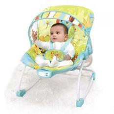 Jual Mastela Newborn To Toddler Rocker Green Branded