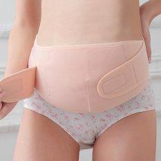 Kembali Sabuk Dukungan Kehamilan Perut Belly Brace (Nude L)-Intl