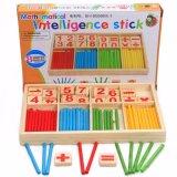 Harga Mathematical Intelligence Stick Ages 3 Mainan Kayu Matematika Edukasi Yang Murah Dan Bagus