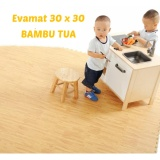 Spesifikasi Matras Tikar Karpet Puzzle Alas Lantai Evamat Evamat Bambu Terbaru