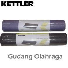 Matras Yoga Kettler 8Mm / Yoga Mat Kettler 8Mm   Tas Jaring