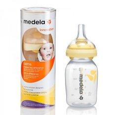 Diskon Medela Breastmilk Bottle Calma 150Ml