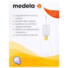 Miliki Segera Medela Suplemental Nursing System