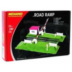 Mehano F290 H0 Track transition - intl