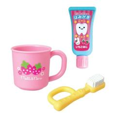 MELL CHAN Brushing Teeth Set