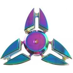 Mermaker Lucu Terbaik Spinner Mainan untuk Menghilangkan ADHD, Kecemasan, kebosanan EDC Tri-spinner
