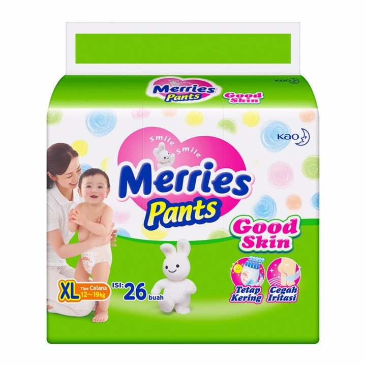 MERRIES GOOD SKIN PANTS XL26